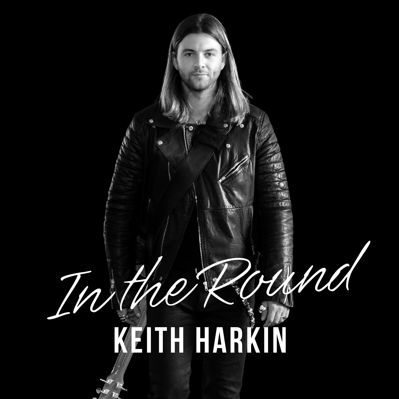 Keith Harkin Touring In Support Of In The Round Acoustic Live